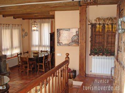 TURISMO VERDE HUESCA. Casa Río Cinca de Javierre de Bielsa